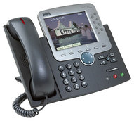 Проводной SIP-телефон CISCO IP Phone CP-7970G