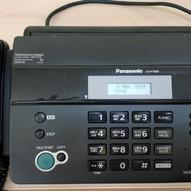 Б/У Факс Panasonic KX-FT984RUB (KX-FT934RU)