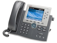 Б/У Проводной SIP-телефон CISCO CP-7965G, UC Phone 7965